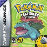 Pokémon LeafGreen Version
