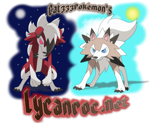 Cat333Pokémon's Lycanroc.Net