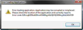 Application_Loading_Error – January 10, 2011