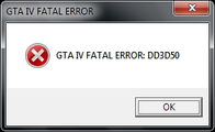 GTA Failure – December 17, 2009