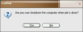 Magic DVD Ripper - Shutdown – April 15, 2007