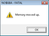 Memory Messed Up – May 17, 2007
