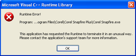 RuntimeC++ – February 22, 2007