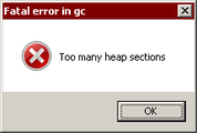TCGO Crash – May 9, 2013