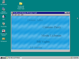 Windows 95 Easter Egg – November 1, 2008