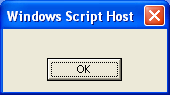 WindowsScriptHostError – April 15, 2008