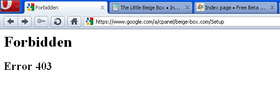 googleerror – March 11, 2010