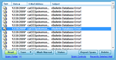 vBulletin Database Error – December 28, 2009