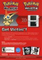 Information on receiving Victini in Pokémon Black and White