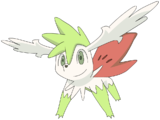 Shaymin – July 27, 2009