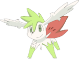 Shaymin – July 30, 2009